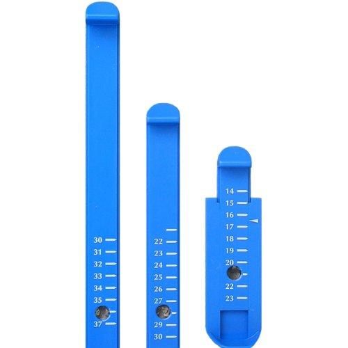 bims fuss und innenschuh messgeraet fuer gr 14 37 gr 14 37 - Bims Fuß- und Innenschuh-Messgerät für Gr. 14 - 37, Gr. 14-37
